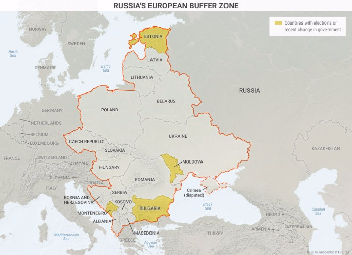 Russias European Buffer