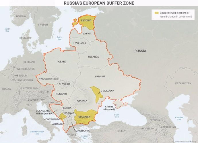 Russias European Buffer