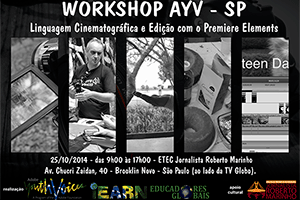 Adobe Youth Voices workshop in Sao Paolo