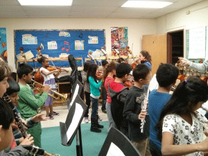 Music of the World Project