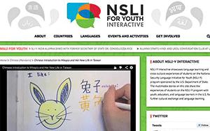 NSLI-Y Interactive