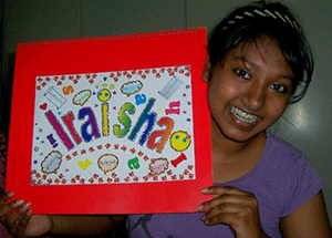 My Name Around the World Project - Suriname