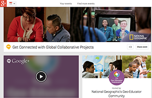 Get Connected with Global Collaborative Projects