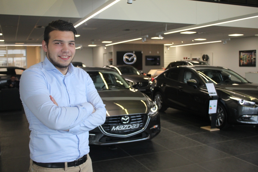 Mulder-Mazda en Vodavi: Bijzondere samenwerking