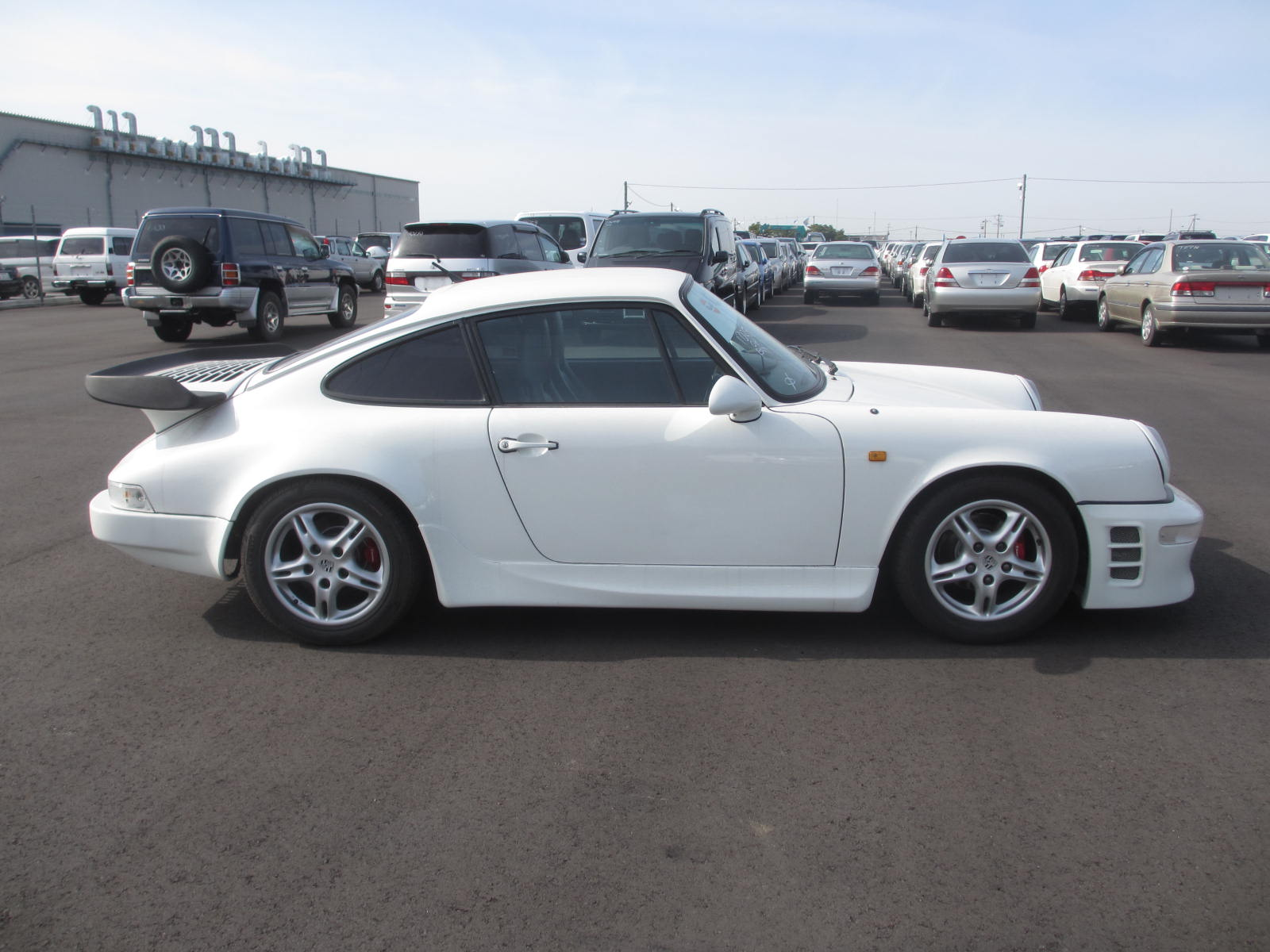 Classic Japanese Import Cars 1982 Porsche 911SC coupe