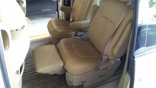 Toyota Estima footrests