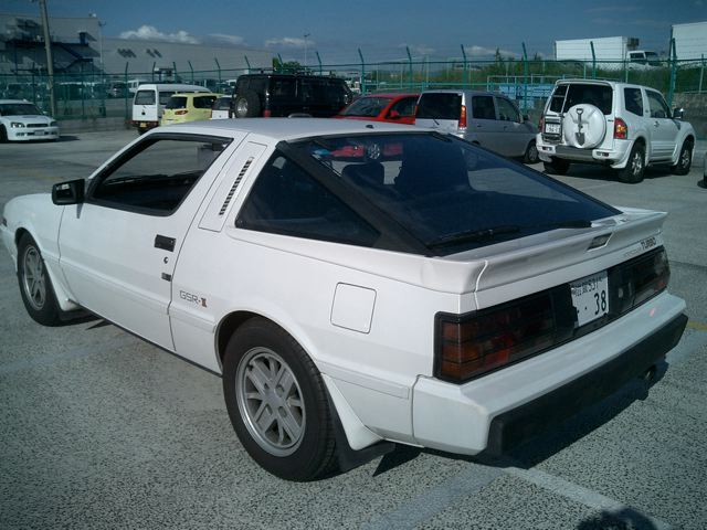 Classic Japanese Import Cars 1987 Mitsubishi Starion 2L turbo