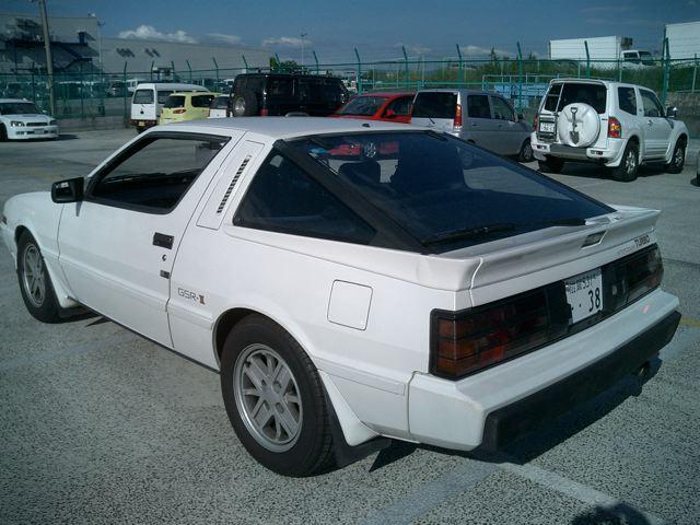 Classic Japanese Import Cars 1987 Mitsubishi Starion 2L turbo