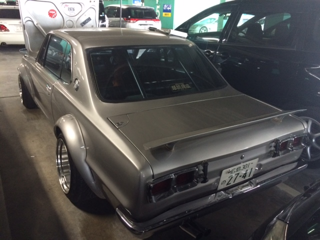 Classic Japanese Import Cars 1971 Nissan Skyline KGC10 GT Coupe