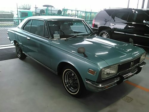 Classic Japanese Import Cars 1970 Toyota Crown MS51 Coupe