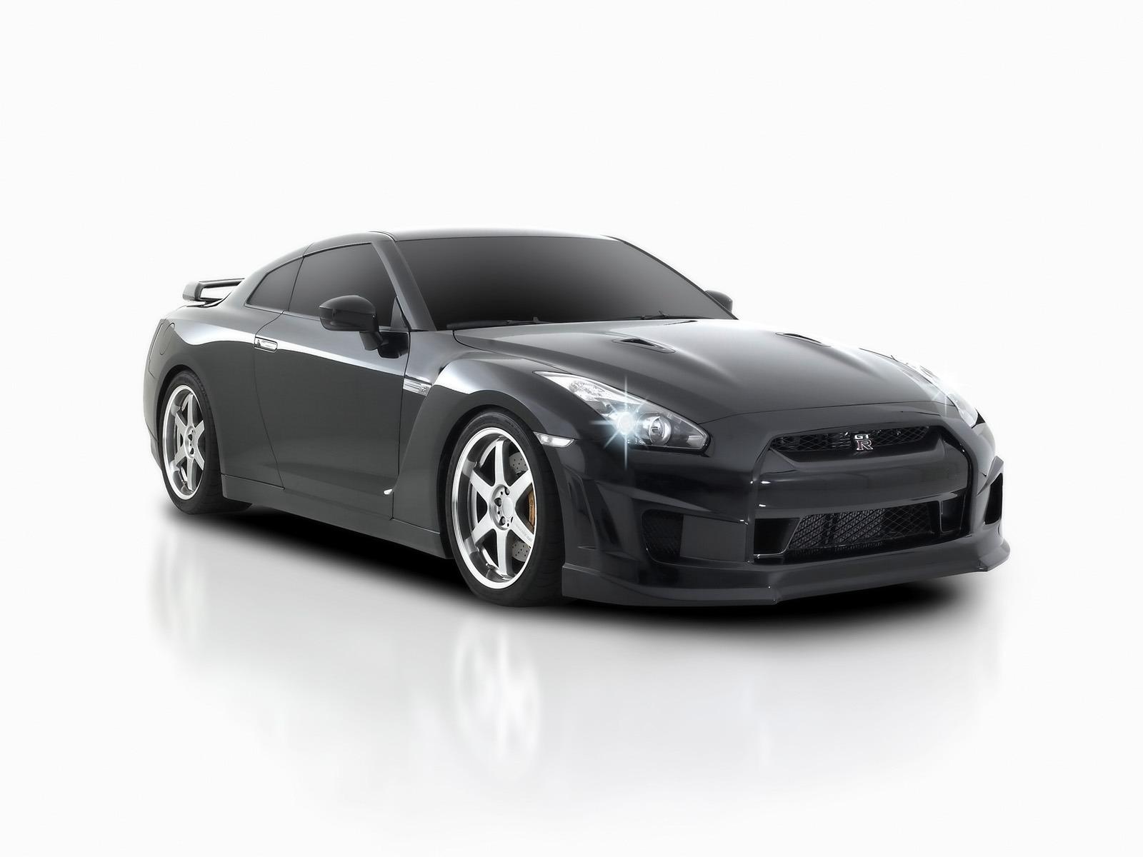 Import R35 GTR grey