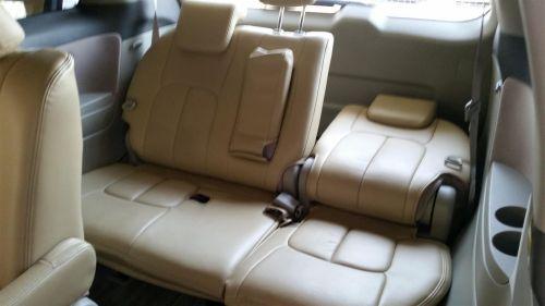 Toyota Estima reclining seats