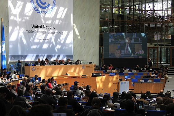 Day 1 of the Bonn Climate Change Conference kicks off