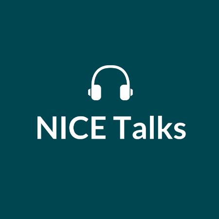 NICE Talks logo