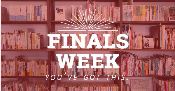 Final Week Graphic