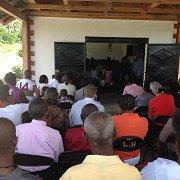 church service at decision church