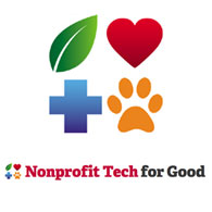 Nonprofit Tech for Good logo