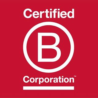 Certified B Corporations logo