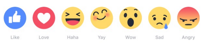 Facebook is testing 'Reactions' and we're not getting a 'dislike' button, 2015