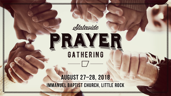 Statewide Prayer Gathering