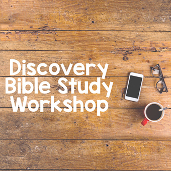 Discovery Bible Workshop