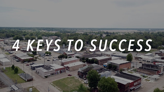 4 Keys to Success in Church Planting