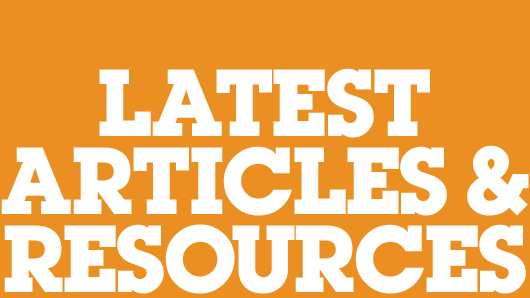 Latest Articles & Resources