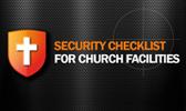 Security Checklist for Church Facilities