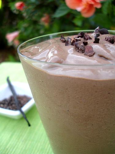 Chocolate Silk Shake