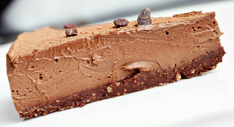 Double Chocolate Cheesecake!