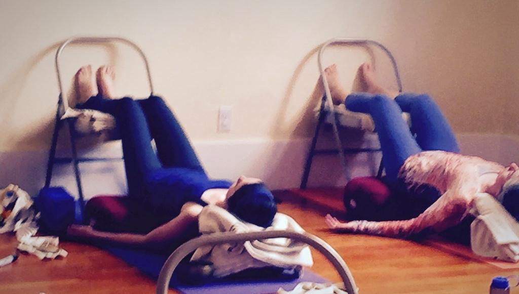 Restorative Yoga for You