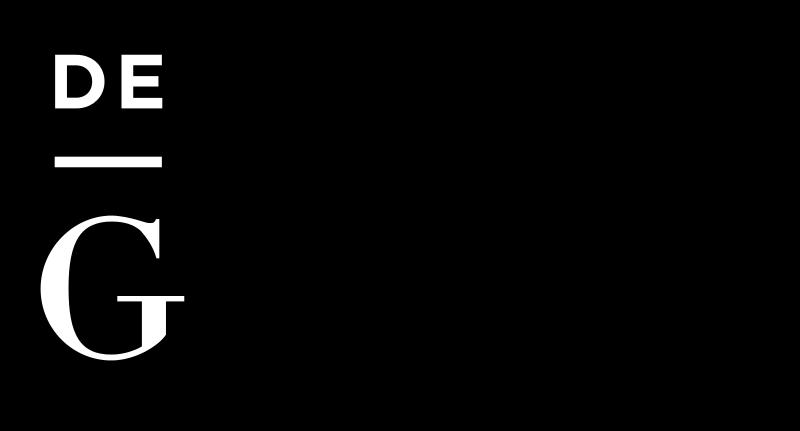 De Gruyter - MyScienceWork