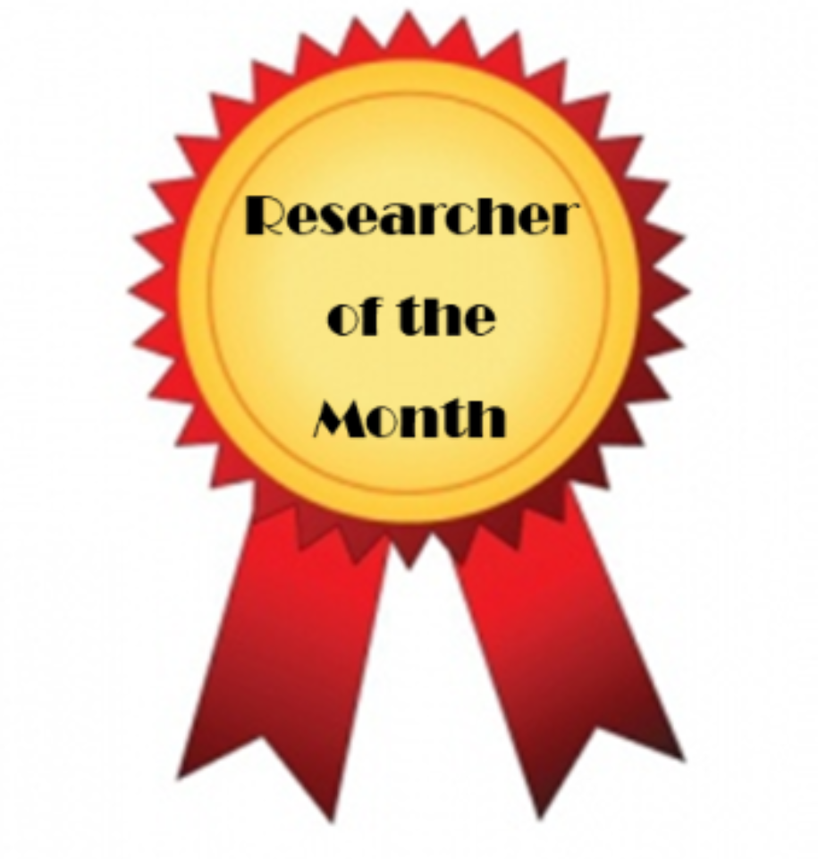 Researcher of the month - MyScienceWork