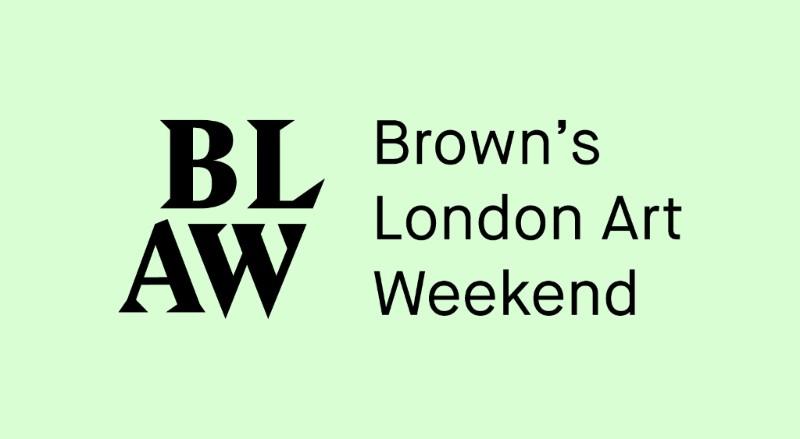 Brown's London Art Weekend