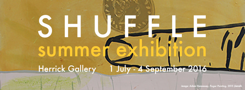 SHUFFLE_summer exhibition_Herrick Gallery 2016