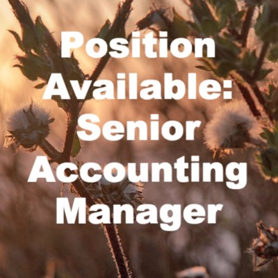 Position Available: Accounting Coordinator