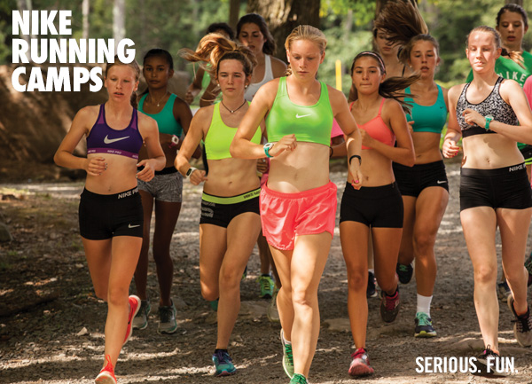 Nike Running Camps