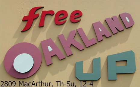 Free Oakland UP