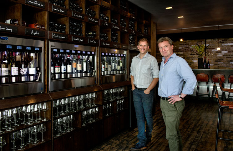 Wine Bottles at Retail Prices every Monday at The Brackenbury Wine Rooms