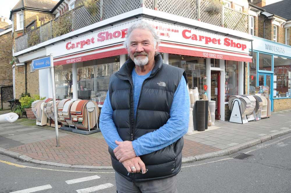 The Herdman Family Carpet Shop: It's a Family Affair
