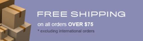 Use Code: SHIP75