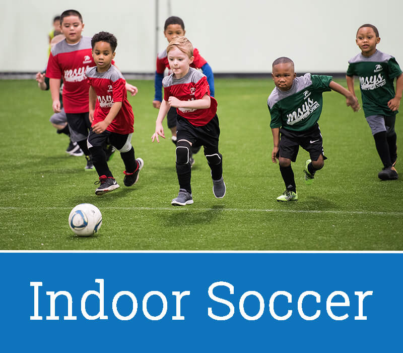nashville youth indoor soccer leagues