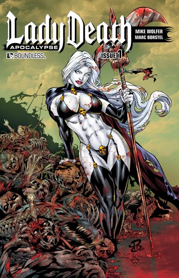 Lady Death: Apocalypse #1