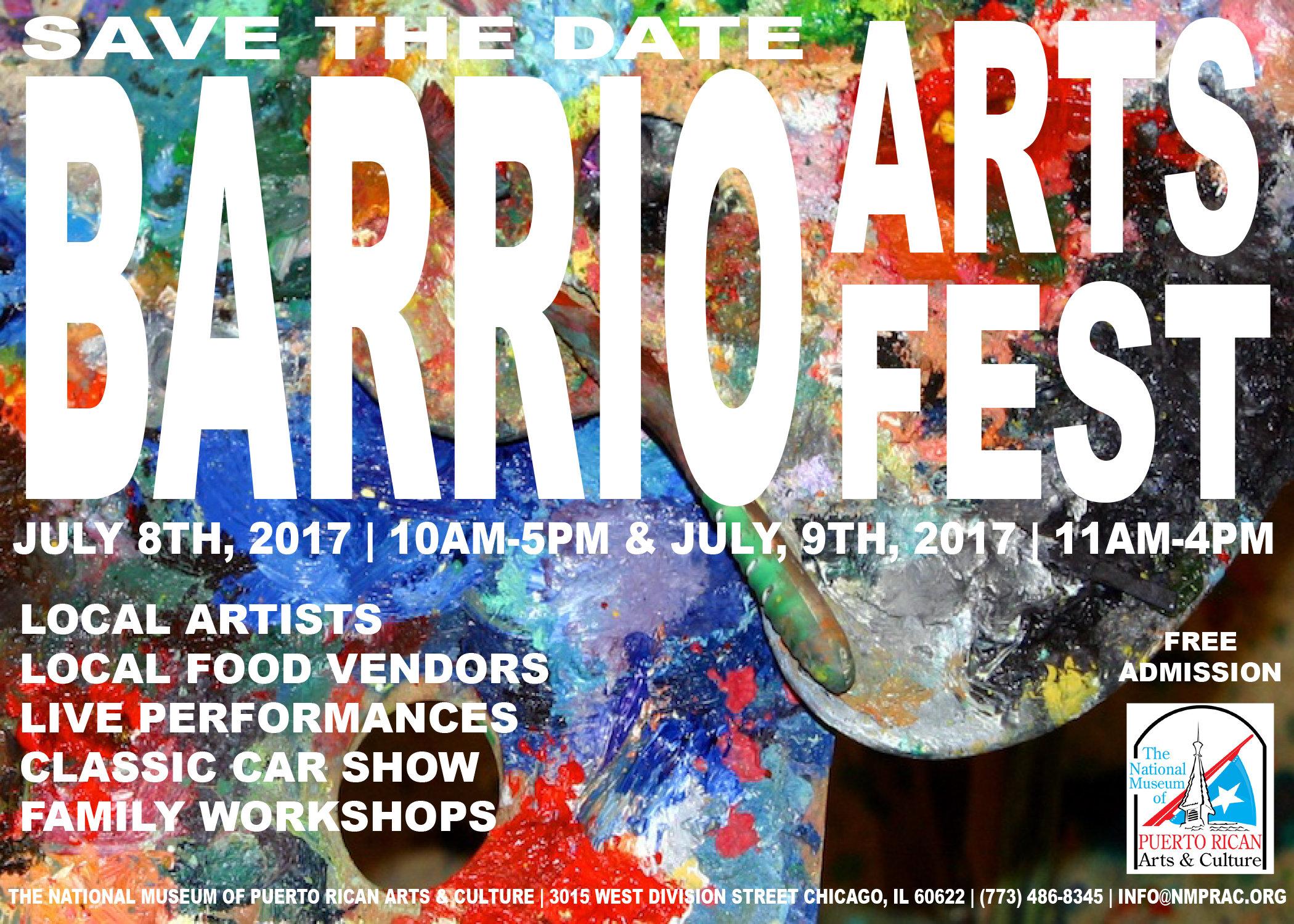 Barrio Arts Fest 2017