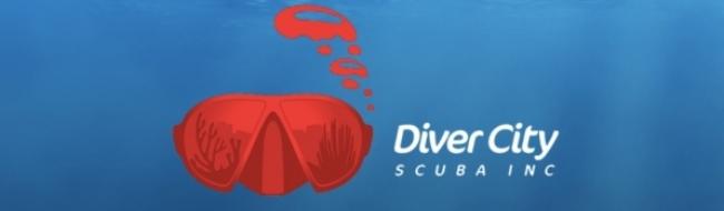 Diver City Logo