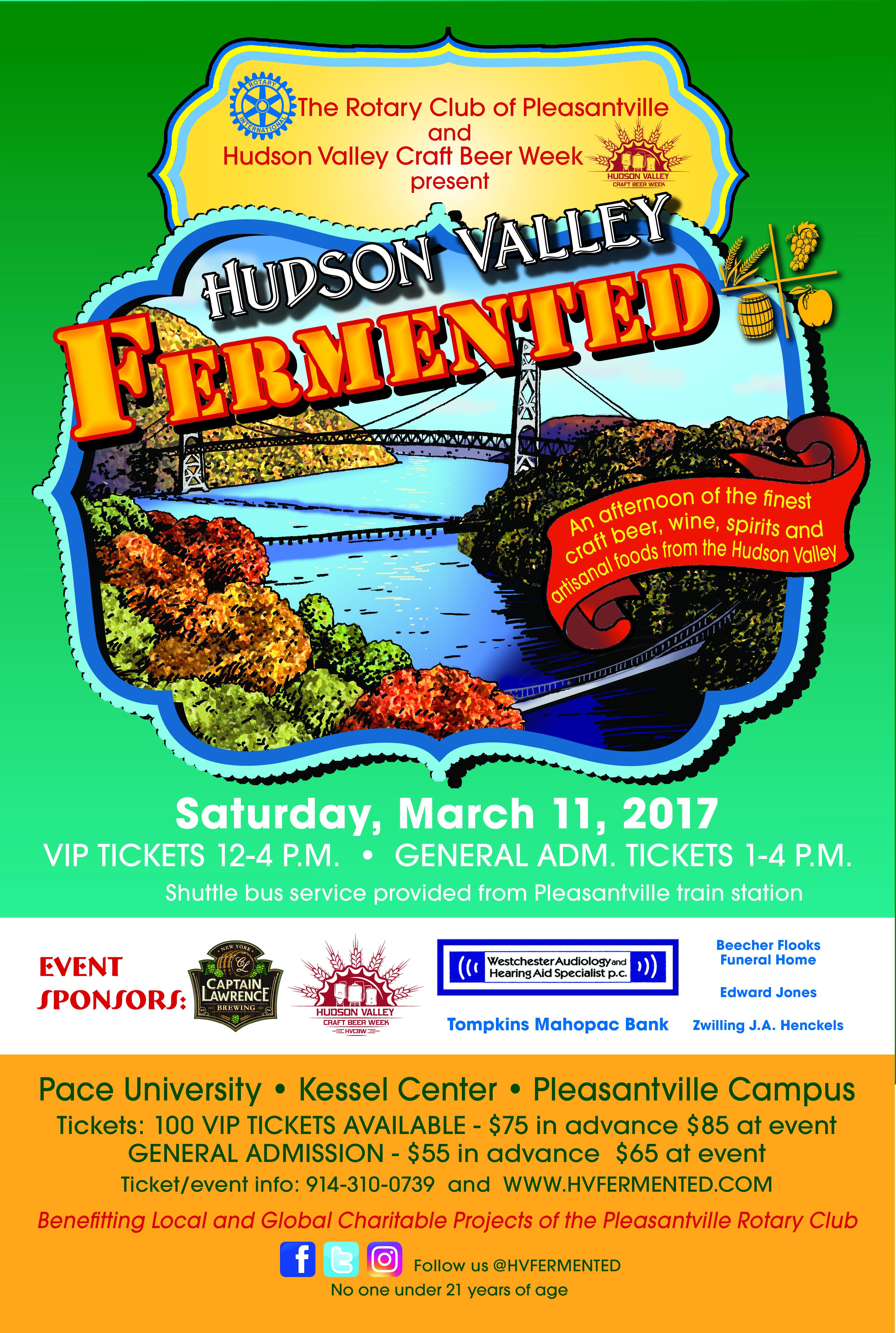Hudson Valley Fermented Poster