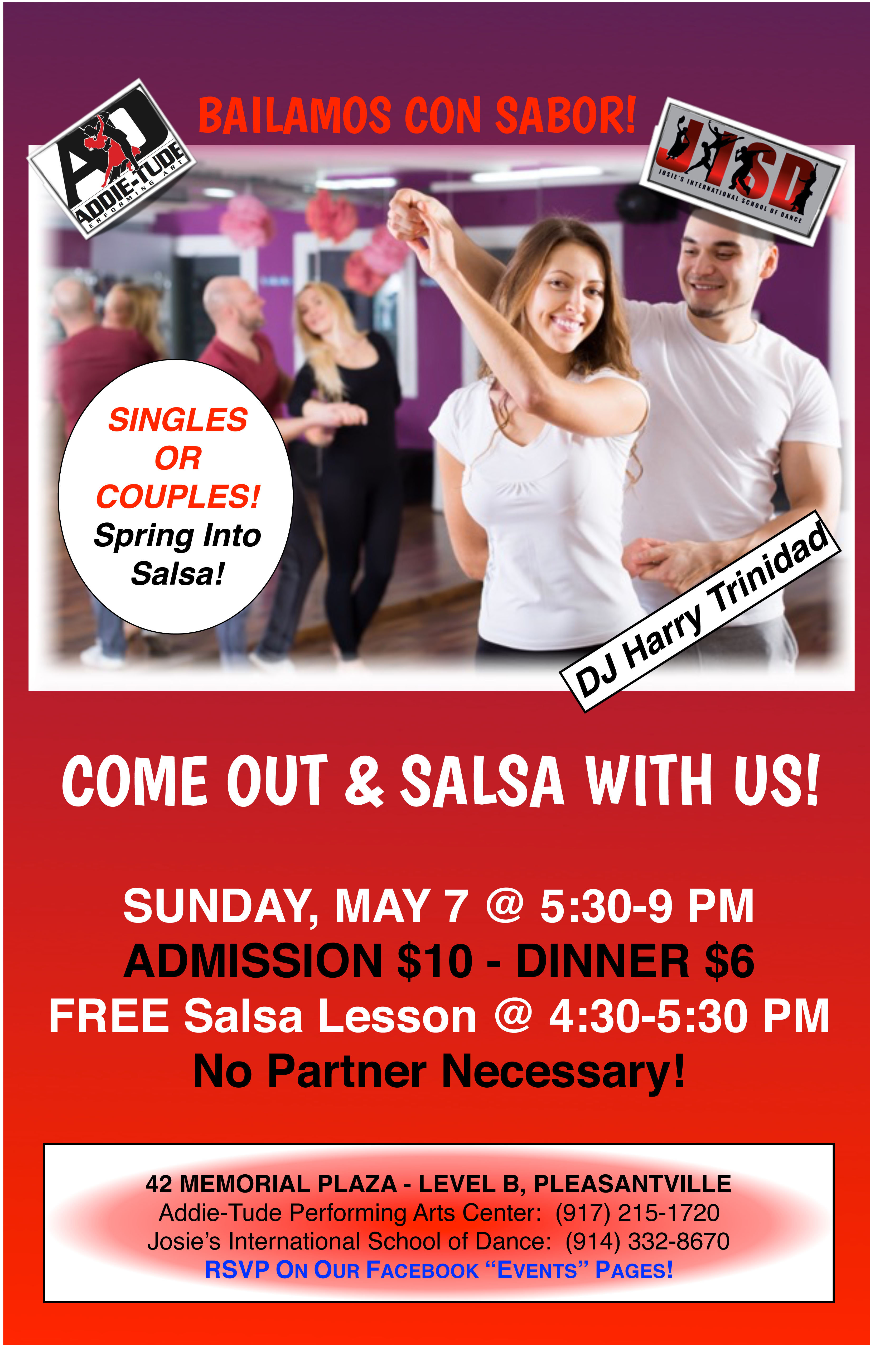 Salsa May Social