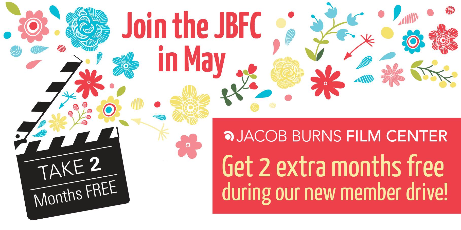 Jacob Burns Center Membership May Drive