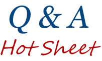 Brezden Pest Control Q & A Hot Sheet