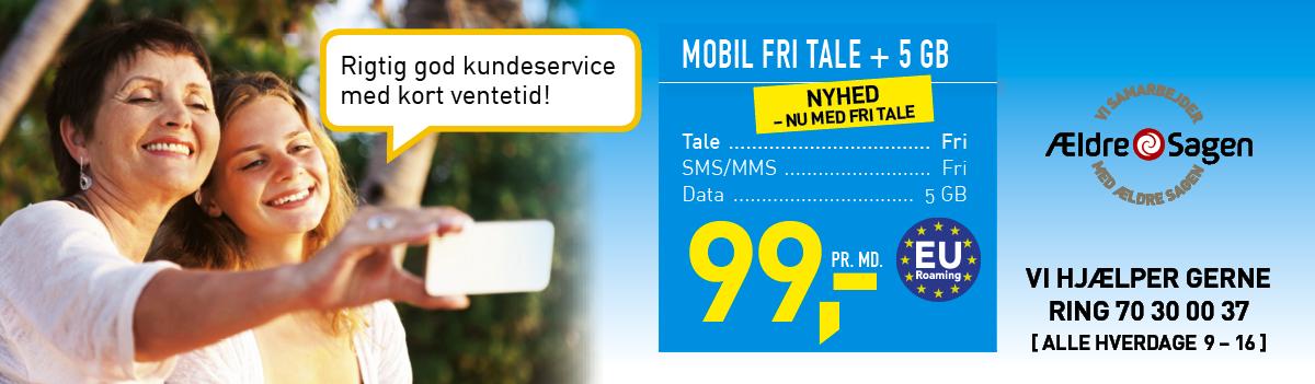 Gode priser på mobilabonnementer